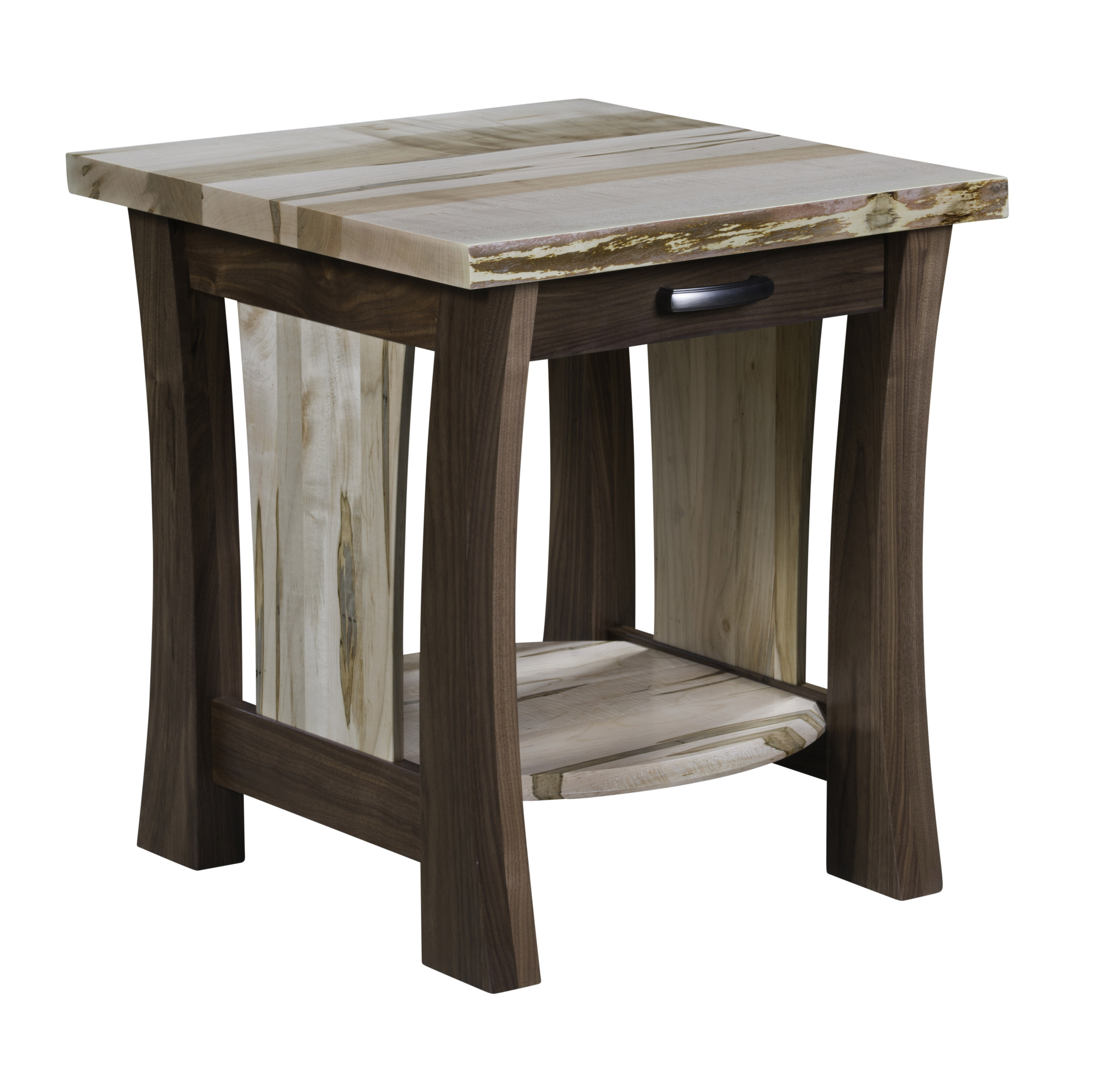 Legacy Live Edge Occasional End Table