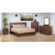 Hamiilton Rustic Bedroom Collection