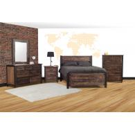 Structura Rustic Bedroom Collection