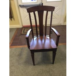 Your lexington arm chair in cherry