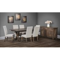 Buxton Barn Wood Dining Collection