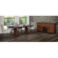 Davinci Barn Wood Dining Collection