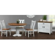 Beverley Barn Wood Dining Collection